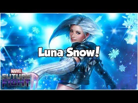 Luna Snow! - Marvel Future Fight