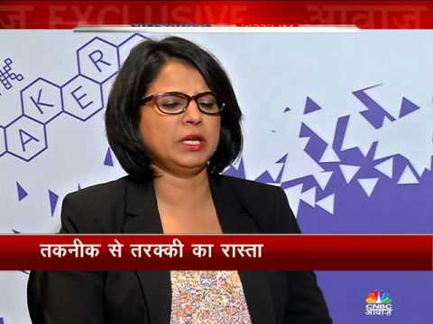 Exclusive Conversation with Facebook India MD Kirthiga Reddy