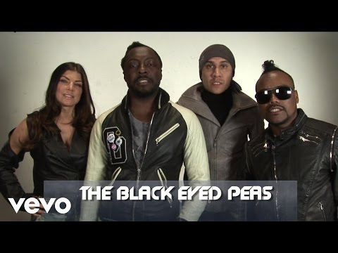 Black Eyed Peas - Imma Be (Making Of)