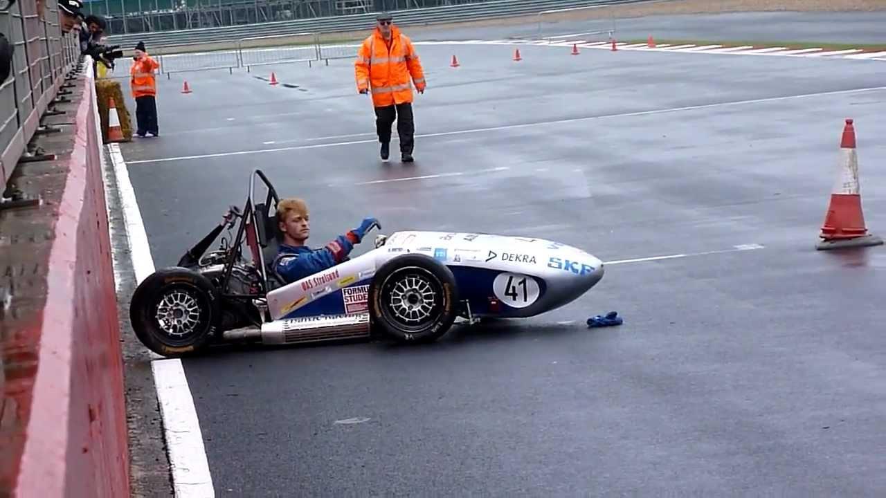 Formula Crash Formula Student 2012 Crash