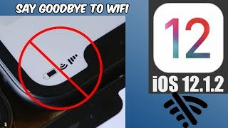 IOS 12.1.2 Update Is Disabling Your IPhone's Wifi// Don't Update!