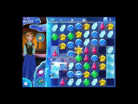 Disney Frozen Free Fall Level 85