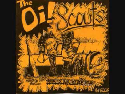 Oi Scouts - Anarchy People