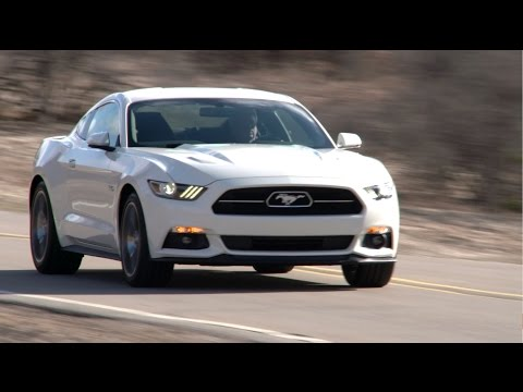 Ford Mustang 2015 50th Anniversary Edition (Imagenes Oficiales)
