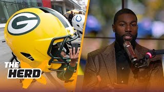 download musica Greg Jennings on the Packers losing Jordy Nelson signing Jimmy Graham THE HERD