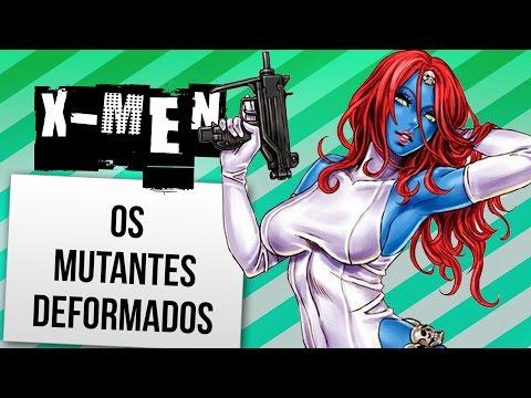 OS X MEN MAIS MONSTRUOSOS Ei Nerd
