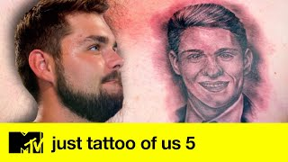 EP #6: Ash Has Joey Essex With Him For Life With This New Tatt | Just Tattoo Of Us 5