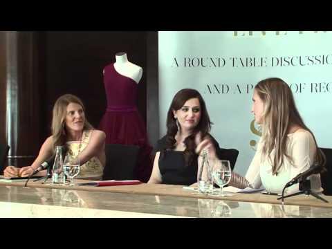 Live from Dubai | 31.10.11 Anna Dello Russo & a Panel of Regional Fashion Personalities