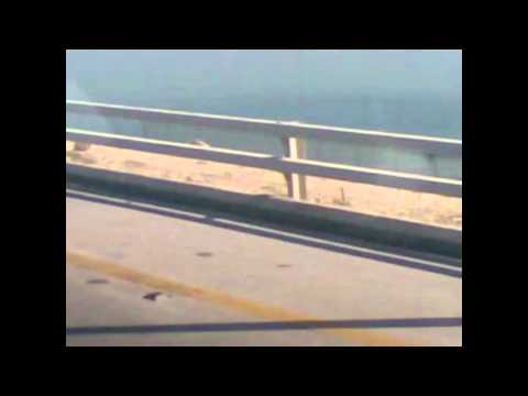 ABL Riyadh Trip To Bahrain Bridge And Half Moon Beach ( Part - 1)
