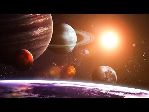 Viaje espacial por el universo.Ep.1-Sistema Solar y sus planetas interiores