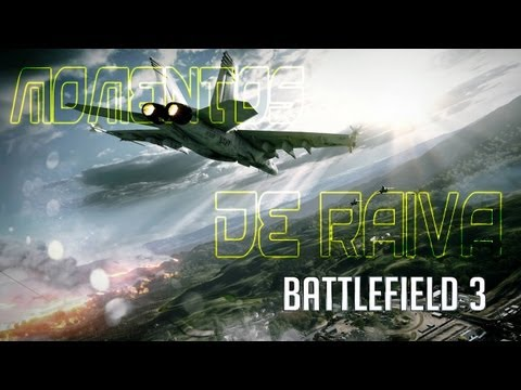 Passando raiva no BF3 jogatina diaria 