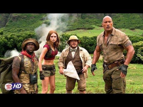 Jumanji Welcome To The Jungle Movie Clip Hollywood 2018/Actors Dwayne Johnson/Director Jake Kasdan