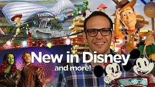 What's New at Disney World and Orlando 2018