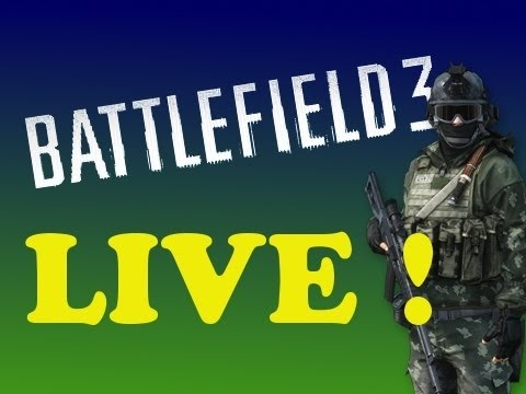 BF3 Live PC Patch Gameplay! (Recording)