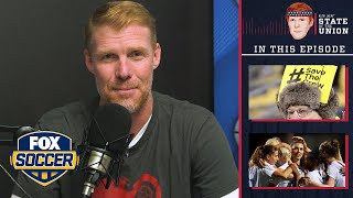 Crew SC, Top 10 USWNT players, national teams | EPISODE 36 | ALEXI LALAS' STATE OF THE UNION PODCAST