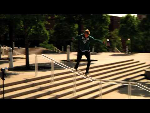Hometown Heroes Skateboarding 2012 Tour