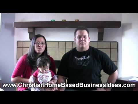 Christian Home Based Business ideas