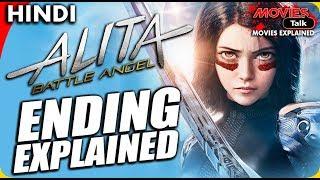 ALITA BATTLE ANGEL: Ending Explained In Hindi