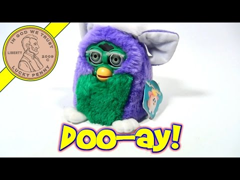 Furby Toy Repair -  How To Remove The Fur