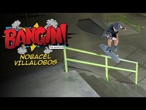 13-Year-Old Nobi Villalobos Is Insane! | BANGIN!