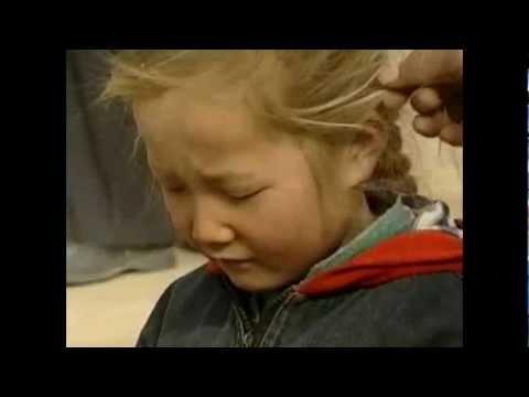 Los chinos rubios con ojos azules de Liqian: 56% de ADN ario en su genotipo