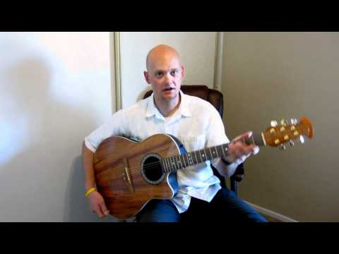 Ovation Celebrity Koa Acoustic Guitar review