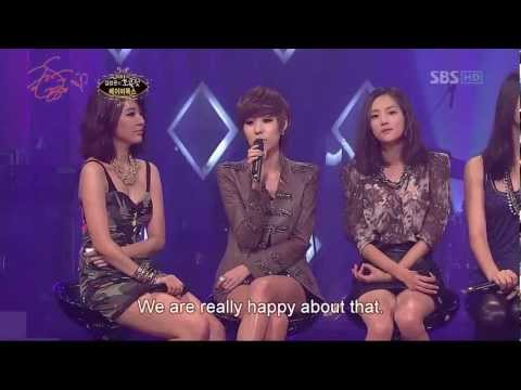 Yoon Eun Hye 윤은혜-Baby V.O.X 베이비복스-'Reunion Interview on Chocolate' 2010 [ENG]