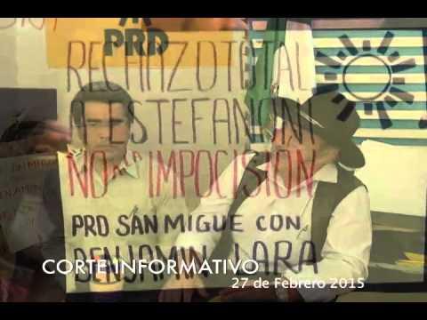 Noticias San Miguel de Allende 27 Febrero 2015