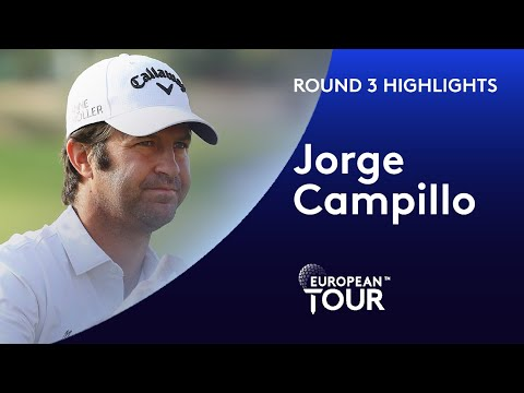 Jorge Campillo shoots 67 to lead in Qatar | Round 3 Commercial