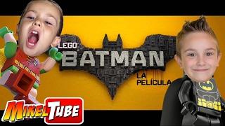 Lego Batman La Película, McDonalds y BatCueva 70909 Vlog. de CINE