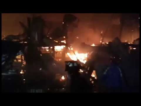 SUNOG! Manresa Fire, Quezon City (5th Alarm, Jan 5 2019)