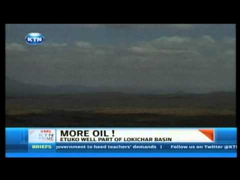 Tullow Oil Strikes Another Oil Well