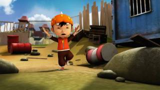 BoBoiBoy Trailer HD