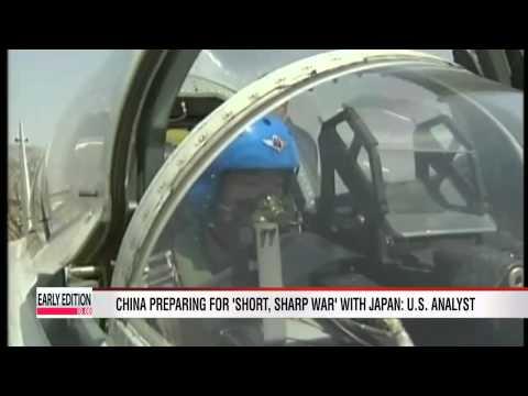 U.S. Naval official: China training to take over Senkaku Islands