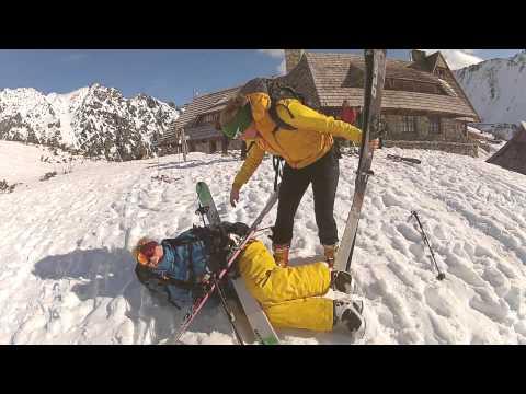 Szkolenie Lawinowo-skiturowe 2013. Turystyka Przygodowa AWF KRAKÓW