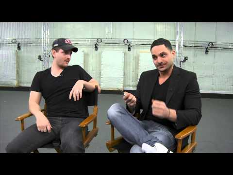 ADAM JENSEN (DEUS EX)  and VAAS (FAR CRY 3) Behind The Scenes interview.