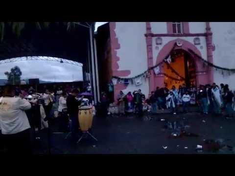 banda corona real, fiesta de san juan 2014 en cheranastico mich.