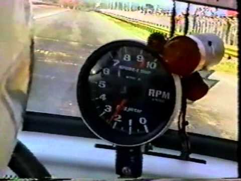 VW Ferreira Merida Venezuela a Bordo a 9800 RPM