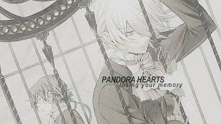 losing your memory   pandora hearts