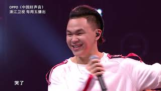 【好声音独家花絮】哈林老师让稔钦 伟杰相爱相杀Sing!China2018 官方超清HD