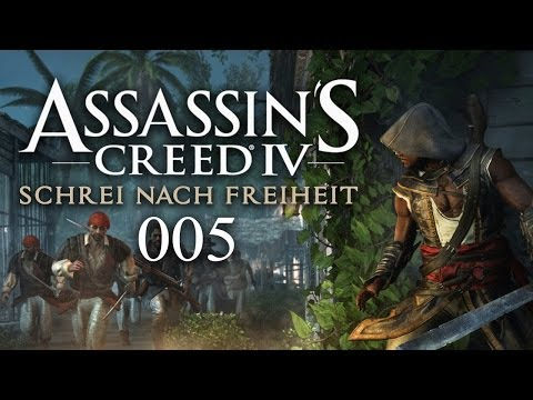 ASSASSIN'S CREED 4: SCHREI NACH FREIHEIT #005 - Sklavenbefreiung [HD+] | Let's Play AC 4