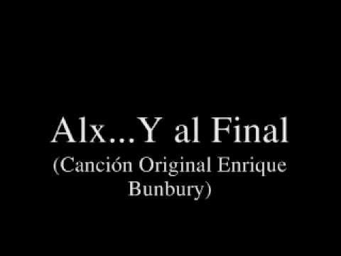 Enrique Bunbury - Y Al Final