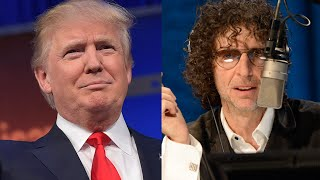 Donald Trump Has Objectified A Lot Of Women On The Howard Stern Show
