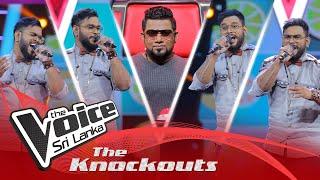 Nimesh Kalhara | Saima Cut Wela The Knockouts | The Voice Sri Lanka