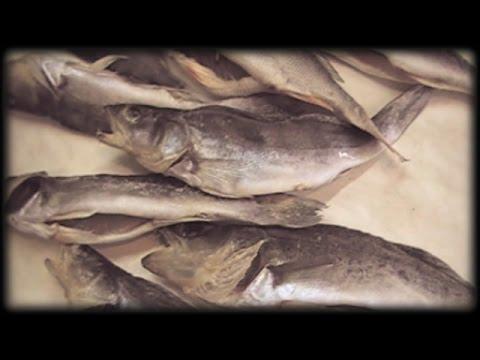 Как вкусно завялить рыбу.