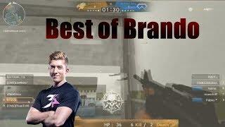 Best of Brando (CFS, CFGI & WCA Tournament Clips)