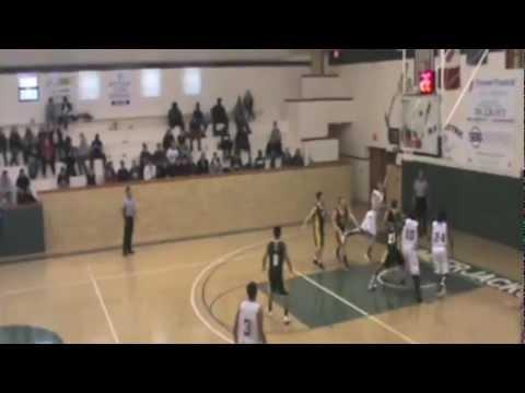 DCB Men's Basketball Highlight