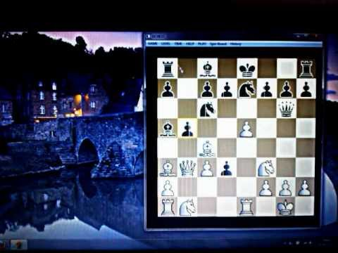 EVANSOV GAMBIT : ANDERSSEN vs DUFRESNE - Šahovska otvaranja #76 sah i mat