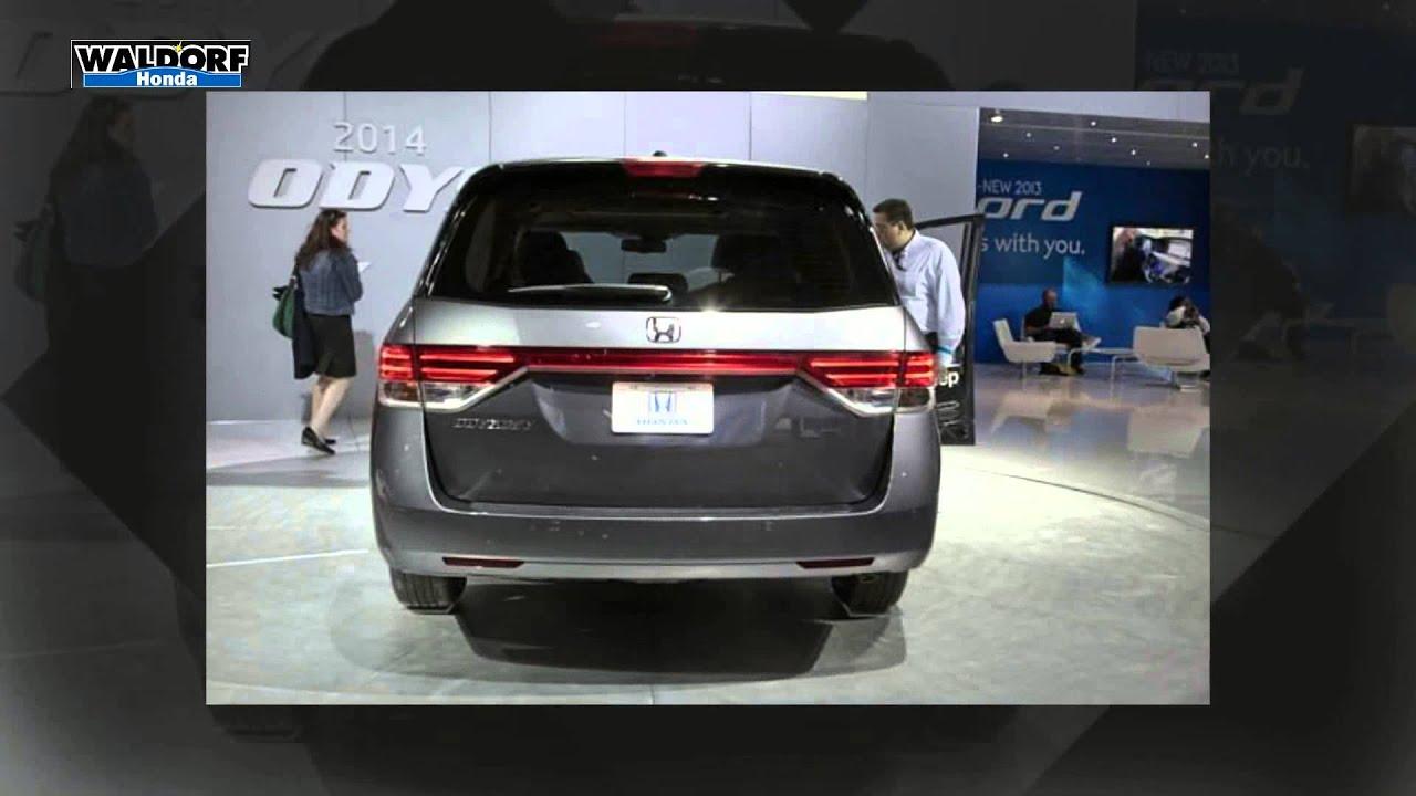 2014 honda odyssey review waldorf honda dealer youtube for Honda dealership waldorf md