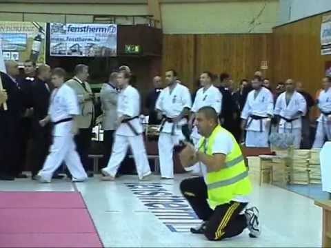 7 European Kyokushin Karate Tournament 15.10.2011 Eger Image 1